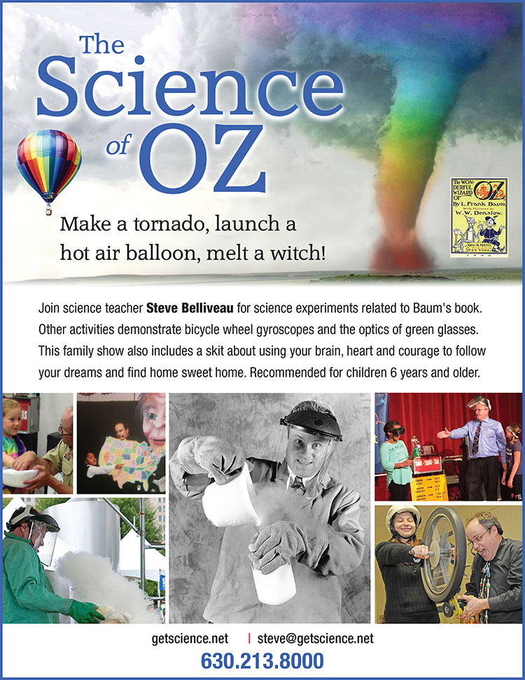 The Science of Oz