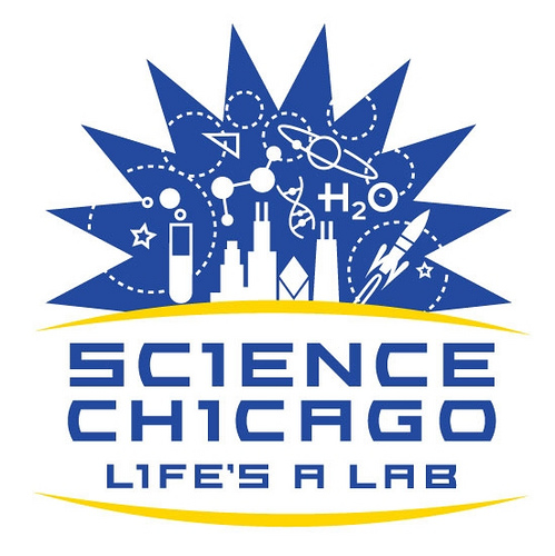 Science Chicago Logo