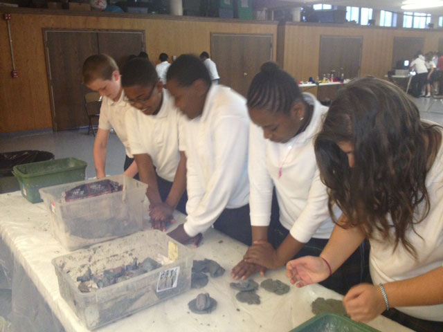 Middle School Science Workshop